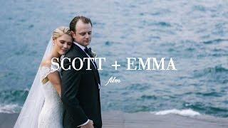 SCOTT + EMMA WEDDING VIDEO AT BRIDGEPORT ART CENTER