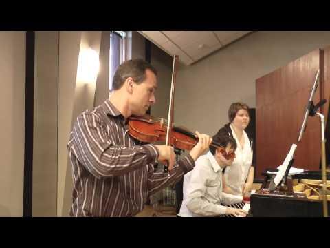 """Fayetteville Chamber Music Festival: Beethoven's """"Spring"""" Sonata"""