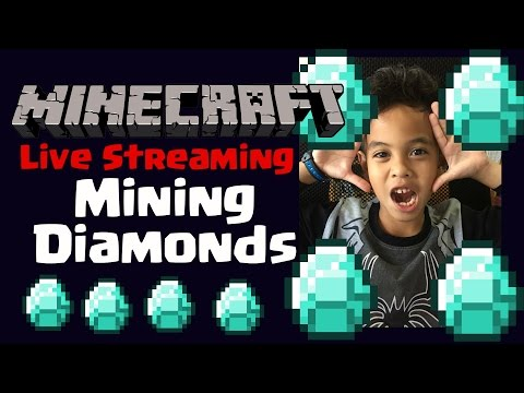 Minecraft Indonesia - Diamonds Mining - Survival EPS.6