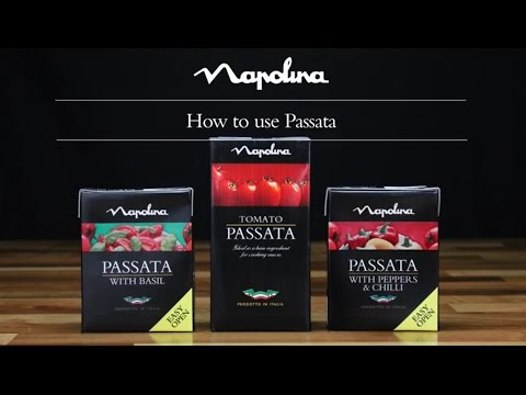 How to Use Passata