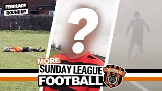 MORE Sunday League Football - SEMI FINAL SLIPS, AN OLD FACE AND FOGGY CONDITIONS