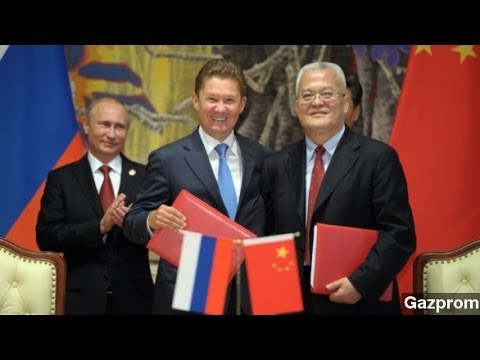 How 'Historic' Is The $400B Russia-China Gas Deal?