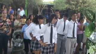 Graduación Secundaria Lequeitio, Coahuila. 2009-2012.