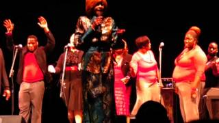 Dorinda Clark-Cole-For the Rest of My Life/ Miracle Remix part1