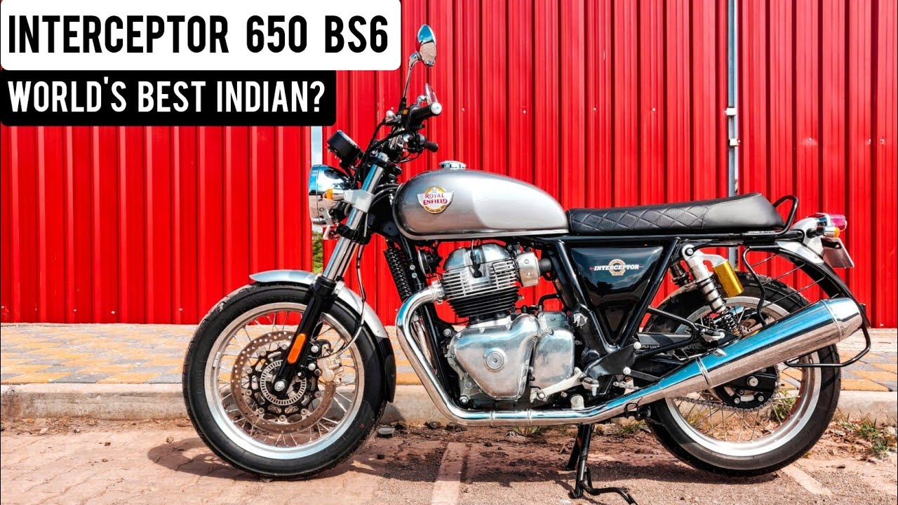 video Royal Enfield Interceptor 650