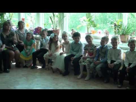 Выпускной 0 а класса 2016 год. 23 школа Петропавловск (1 часть)