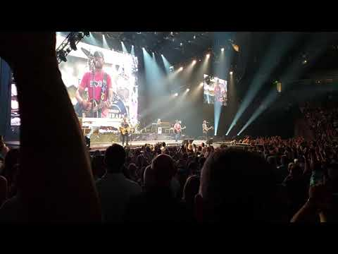 Hold My Hand - Hootie And The Blowfish, Columbia SC 9/13/19