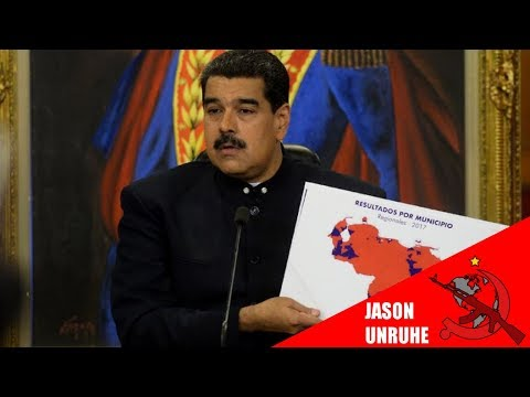 Maduro Re elected Venezuelan President