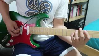 相対性理論の「ペペロンチーノ・キャンディ」をギターで演奏してみました.
