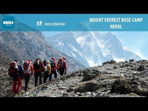 Everest Base Camp -vaellus Osa 4 | Mandala Travel