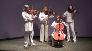 European String Quartet - Vivaldi - Spring