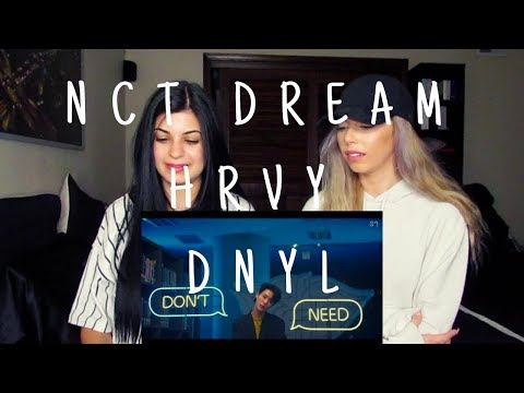 NCT DREAM X HRVY - DON'T NEED YOUR LOVE M/V | REACTION