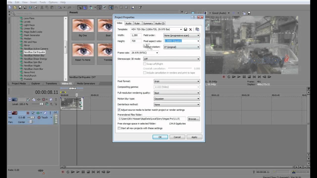 NewBlueFX TotalFX 7 v7.2.200610 For Adobe Download