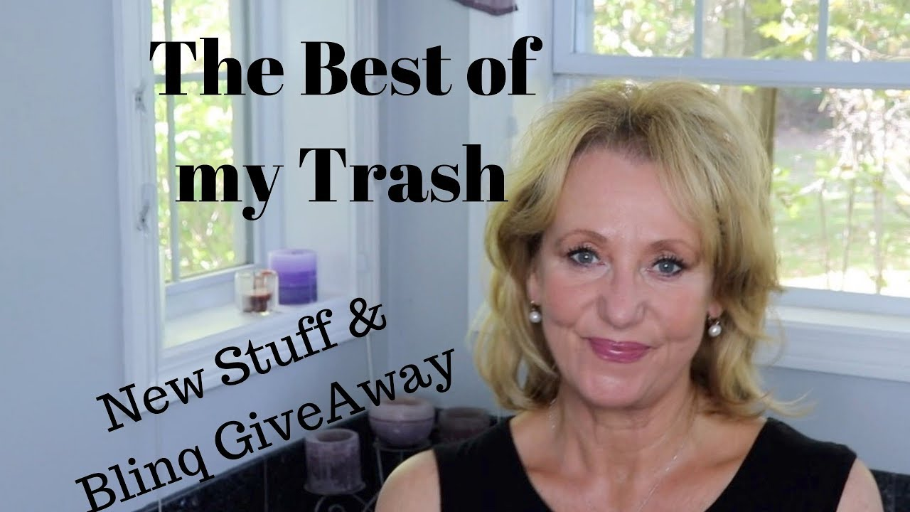 Download Best of my Trash | Blinq Giveaway | Mature Beauty | Sixty Plus