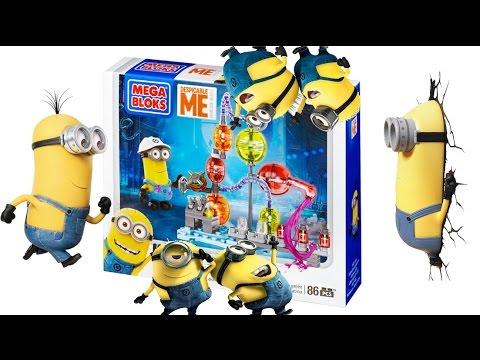Миньоны Макдональдс (The Minions mcdonalds), Киндер Сюрприз - YouTube
