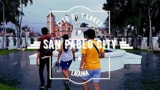 San Pablo City, Laguna Travel Vlog