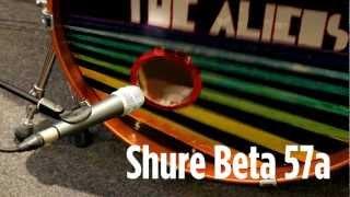 Bass Drum Microphone Comparisons