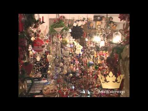 AmaWaterways Danube Christmas Time River Cruise from Prague, Czech Republic to Budapest, Hungary