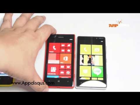 Appdisqus Review : แกะกล่อง Nokia Lumia 720 (ไทย)