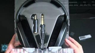 [HD] Sennheiser HD 558 Headphone Unboxing
