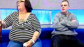 jeremy kyle gets attacked by angry woman