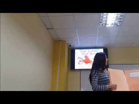 Elaboration of teaching materials- storytelling