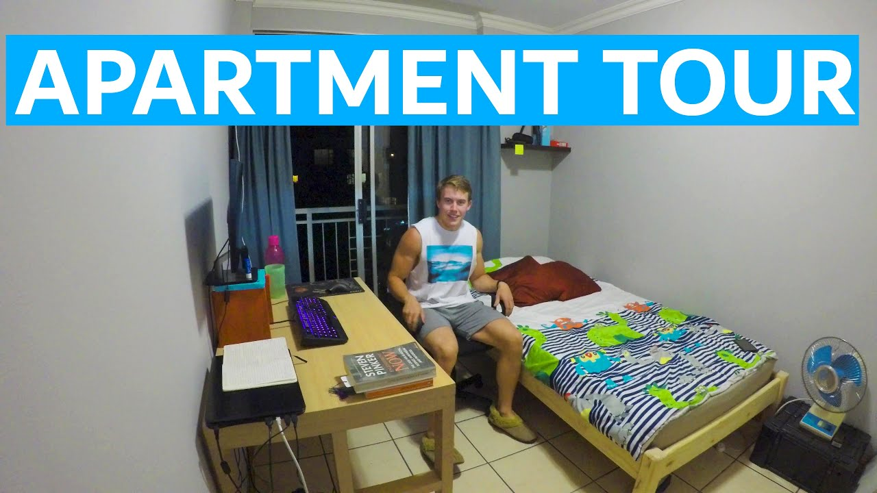 University Apartment Tour | Room Tour Vlog At Tuks - YouTube