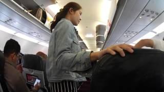 160126 泰國亞洲航空 FD3236 機上廣播2(中、泰、英語)