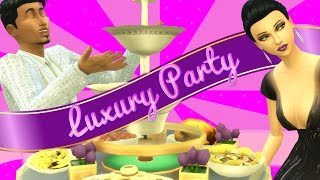 The Sims 4: Luxury Party    Overview + Giveaway