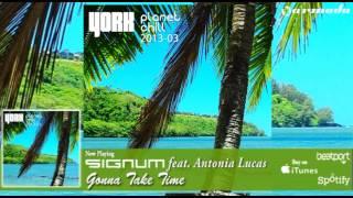 Signum feat. Antonia Lucas - Gonna Take Time (Album Mix)