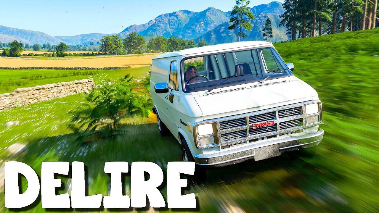QUELQUES COURSES TRANQUILLES - Forza Horizon 4