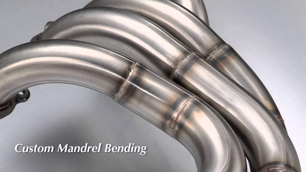 Burns Stainless: Find Custom Exhaust, Header Collectors