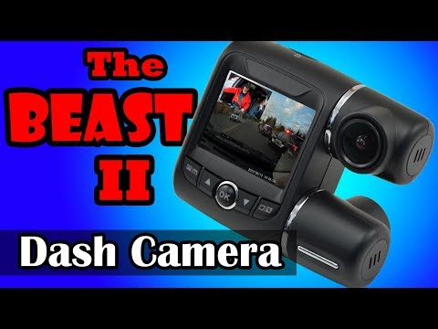 Best Demo: The Beast II - 2020 Dual Lens Dash Camera