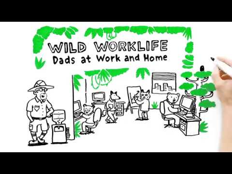 Dads at Work and Home