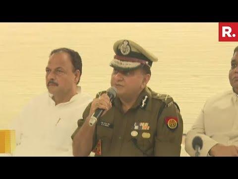 Uttar Pradesh DGP Briefs The Media On Bulandshahr Violence Case | #BulandshahrInvestigation