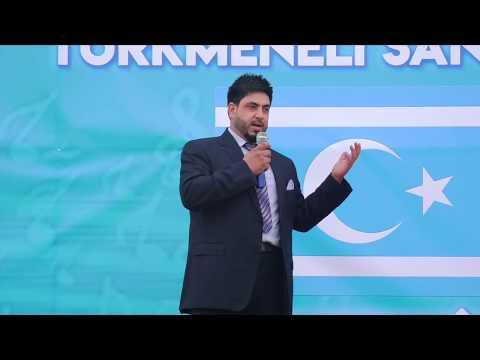 Turkmeneli Sanat Gunu 2 Abbas Igit