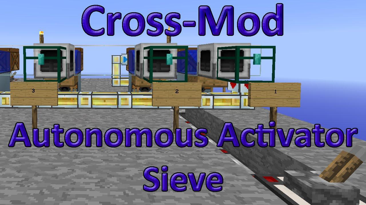 minecraft autonomous activator