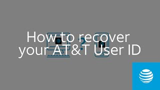 How to recover your AT&T User ID | AT&T