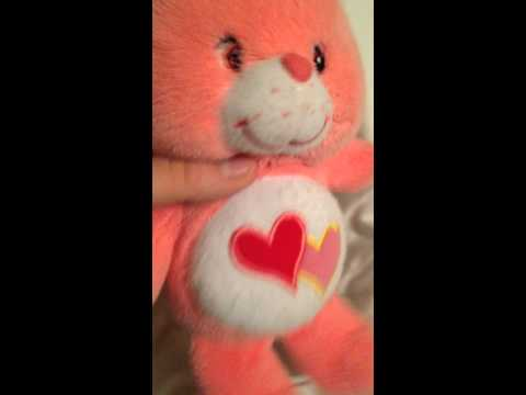 Love A Lot Care Bear Chime Rattle