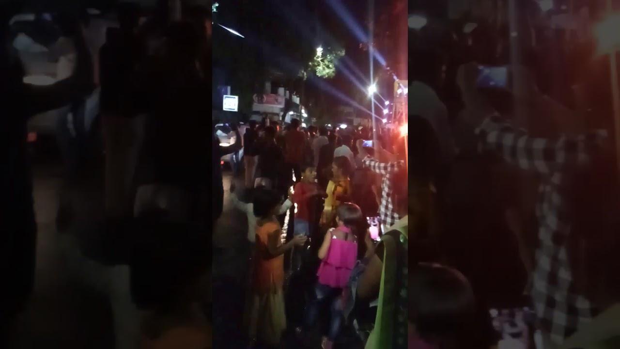 Jwala mitra mandal Kharadi chandannager ganpati vishrjan 8/9/2019