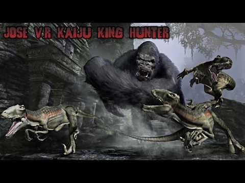 Videojuegos Históricos De Monstruos Gigantes #1 Cronologías Kaiju De Jose V.R. Kaiju King Hunter