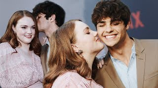 Noah Centineo and Shannon Purser Cute/Funny Moments (Sierra Burgess Is a Loser)