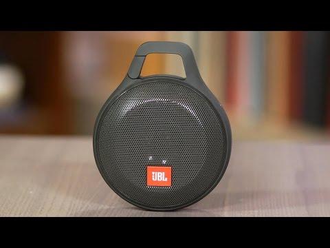 JBL Clip+: Top micro wireless speaker adds water resistance