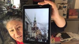 Watercolor 1 Inna Tumarkin english Video