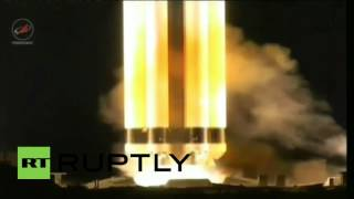 Kazakhstan: Russian Proton-M rocket launched with Turksat-4B satellite from Baikonur Cosmodrome