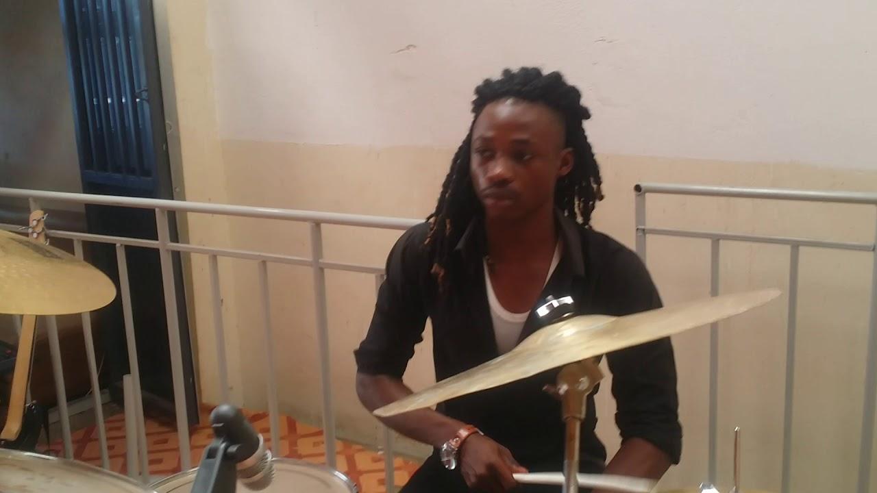 Download Reggae style by Mark reigns # reggae drummer, Africa