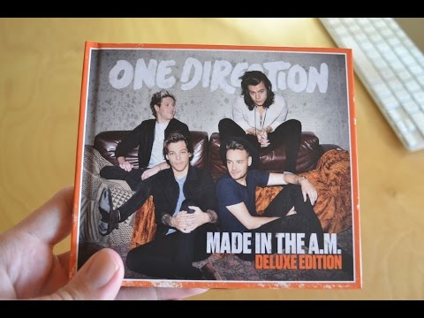 ONE DIRECTION - Made In The A.M. (Deluxe Edition) | UNBOXING Mp3