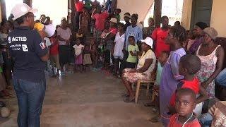 Haiti: Helping prevent the spread of cholera in the wake of Hurricane Matthew