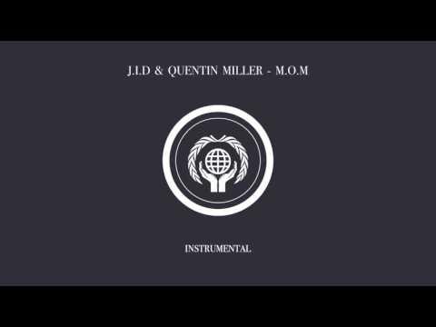J.I.D & Quentin Miller - M.O.M (Instrumental)