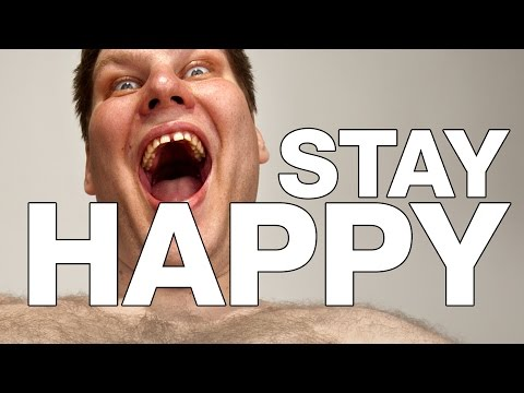 How to Be Happy Inspirational Video - Grant Rant 190